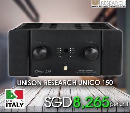 UNISON RESEARCH UNICO 150