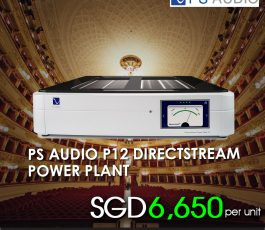 PS AUDIO DIRECTSTREAM POWER PLANT 12