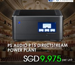 PS AUDIO DIRECTSTREAM POWER PLANT P15