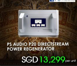 PS AUDIO DIRECTSTREAM POWER PLANT P20