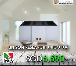 UNISON RESEARCH UNICO DM
